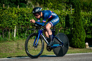 LE NET Marie: UEC Road Cycling European Championships - Trento 2021