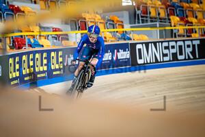 PACCALINI Alessia: UEC Track Cycling European Championships (U23-U19) – Apeldoorn 2021