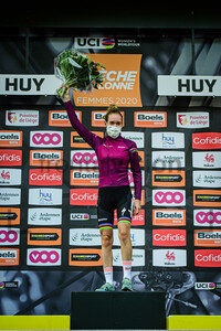 VAN DER BREGGEN Anna: Flèche Wallonne 2020