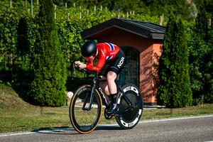 CHRISTENSEN Amalie: UEC Road Cycling European Championships - Trento 2021