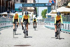 ALE' BTC LJUBLJANA ( ALE ) - ITA: Giro Donne 2021 – 1. Stage