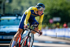 AHLSSON Jonathan: UEC Road Cycling European Championships - Trento 2021