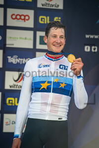 KÜNG Stefan: UEC Road Cycling European Championships - Trento 2021