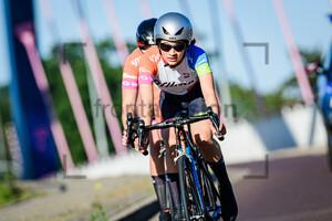 WATERSTRADT Emilia, WEBER Sandrine: Spee Cup Genthin - 2020