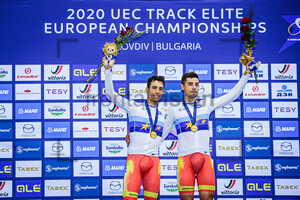 TORRES BARCELO Albert, MORA VEDRI Sebastian: UEC Track Cycling European Championships 2020 – Plovdiv