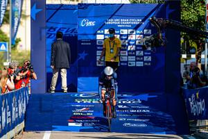 ARMIRAIL Bruno: UEC Road Cycling European Championships - Trento 2021