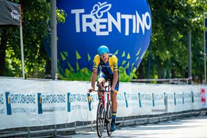 VARENYK Maksym: UEC Road Cycling European Championships - Trento 2021