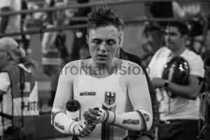 MALCHAREK Moritz: UCI Track Cycling World Cup 2018 – London
