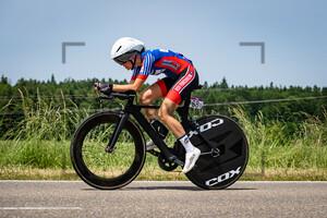 ANSTRUTER Yasmin: National Championships-Road Cycling 2021 - ITT Women