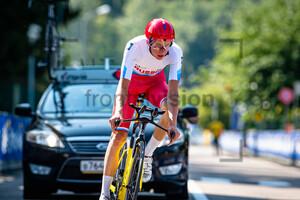 NEKRASOV Konstantin: UEC Road Cycling European Championships - Trento 2021