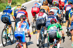 BAUR Caroline: UEC Road Cycling European Championships - Trento 2021