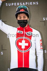 INDERGAND Linda: Tour de Suisse - Women 2021 - 2. Stage