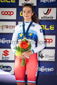 IVANCHENKO Alena: UEC Road Cycling European Championships - Trento 2021