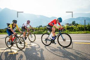 JØRGENSEN Tiril: UEC Road Cycling European Championships - Trento 2021