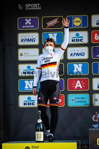 BRENNAUER Lisa: Ronde Van Vlaanderen 2021 - Women