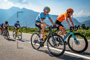 GRÉGOIRE Julia: UEC Road Cycling European Championships - Trento 2021