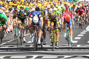 KITTEL Marcel: 103. Tour de France 2016 - 4. Stage
