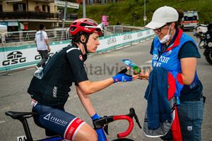 HAMMES Kathrin: Giro d´Italia Donne 2021 – 2. Stage