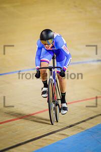 KANKOVSKA Sara: UEC Track Cycling European Championships 2020 – Plovdiv