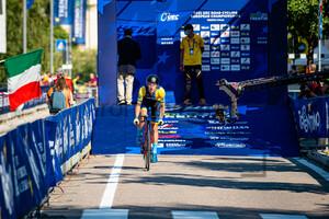 HOLOVASH Oleksandr: UEC Road Cycling European Championships - Trento 2021