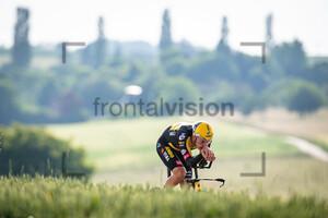 BALLERSTEDT Maurice: National Championships-Road Cycling 2021 - ITT Elite Men U23