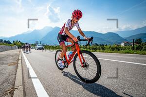 ERMANE MARCENKO Evelina: UEC Road Cycling European Championships - Trento 2021