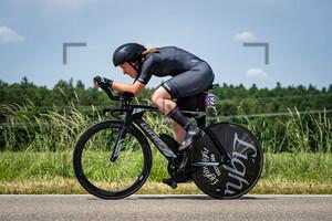 FEGG Sara: National Championships-Road Cycling 2021 - ITT Women