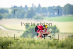 TÖMKE Pascal: National Championships-Road Cycling 2021 - ITT Elite Men U23