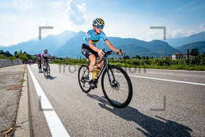 KIEKENS Cleo: UEC Road Cycling European Championships - Trento 2021
