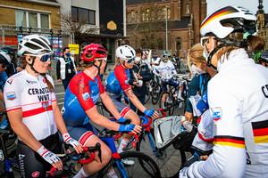 BRENNAUER Lisa: Gent - Wevelgem 2021 - Women