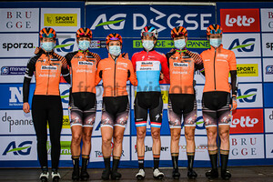 Boels - Dolmans Cycling Team: Driedaagse Brügge - De Panne 2020