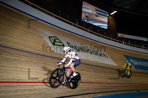 SCHNEIDER Clara, BILETSKA Alla: UEC Track Cycling European Championships (U23-U19) – Apeldoorn 2021