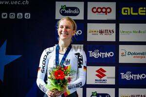 LUDWIG Hannah: UEC Road Cycling European Championships - Trento 2021