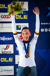 BRENNAUER Lisa: UEC Road Cycling European Championships - Trento 2021