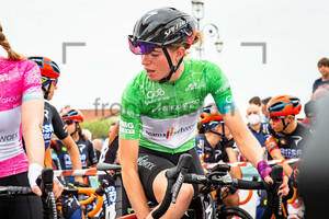 VOLLERING Demi: Giro d´Italia Donne 2021 – 3. Stage