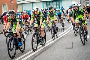VENTKER Lydia, BRUCHMEIER Aline, BIEBER Helena, BERNHARD Bianca: National Championships-Road Cycling 2021 - RR Women