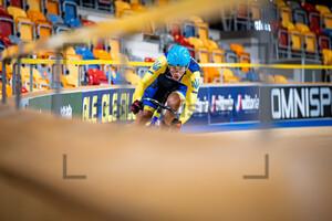 DANYLCHUK Bohdan: UEC Track Cycling European Championships (U23-U19) – Apeldoorn 2021