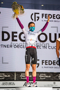 FISHER-BLACK Niamh: Giro d´Italia Donne 2021 – 3. Stage
