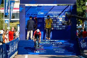 PEÁK Barnabás: UEC Road Cycling European Championships - Trento 2021