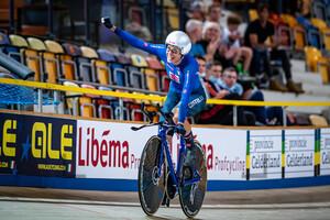 ZANARDI Silvia: UEC Track Cycling European Championships (U23-U19) – Apeldoorn 2021