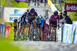 NIEWIADOMA Katarzyna, PIETERS Amy: Ronde Van Vlaanderen 2021 - Women