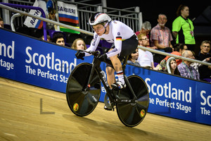 HINZE Emma: UCI Track Cycling World Cup 2019 – Glasgow