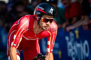 ASGREEN Kasper: UEC Road Cycling European Championships - Trento 2021