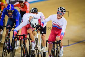 GONOV Lev, BERSENEV Nikita: UEC Track Cycling European Championships 2020 – Plovdiv