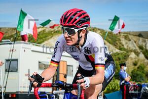 HAMMES Kathrin: UCI Road Cycling World Championships 2020