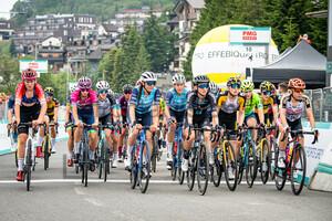 HEIGL Nadja: Giro d´Italia Donne 2021 – 2. Stage