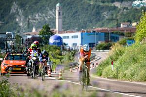 UIJEN Elise: UEC Road Cycling European Championships - Trento 2021