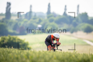 EMMERICH Jan: National Championships-Road Cycling 2021 - ITT Elite Men U23
