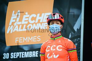 VOS Marianne: Flèche Wallonne 2020