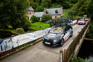 Team Car: GP de Plouay - Women